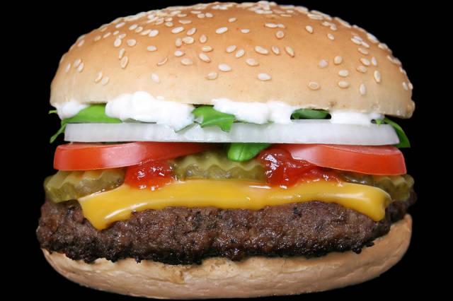 foodtruck vlees hamburger bbq