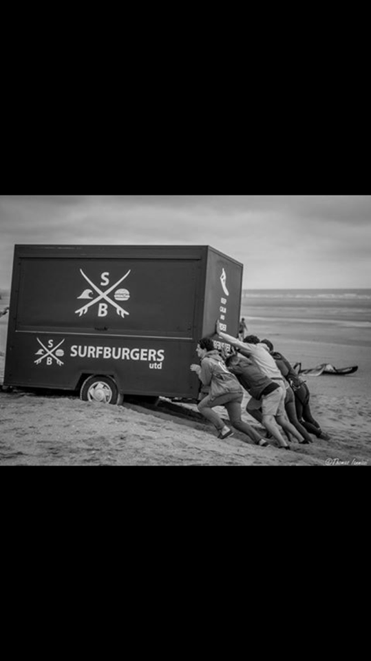 Surfburger foodtruck