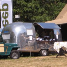 Coffee Bar On Wheels