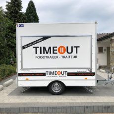Foodtrailer – Traiteur Time Out