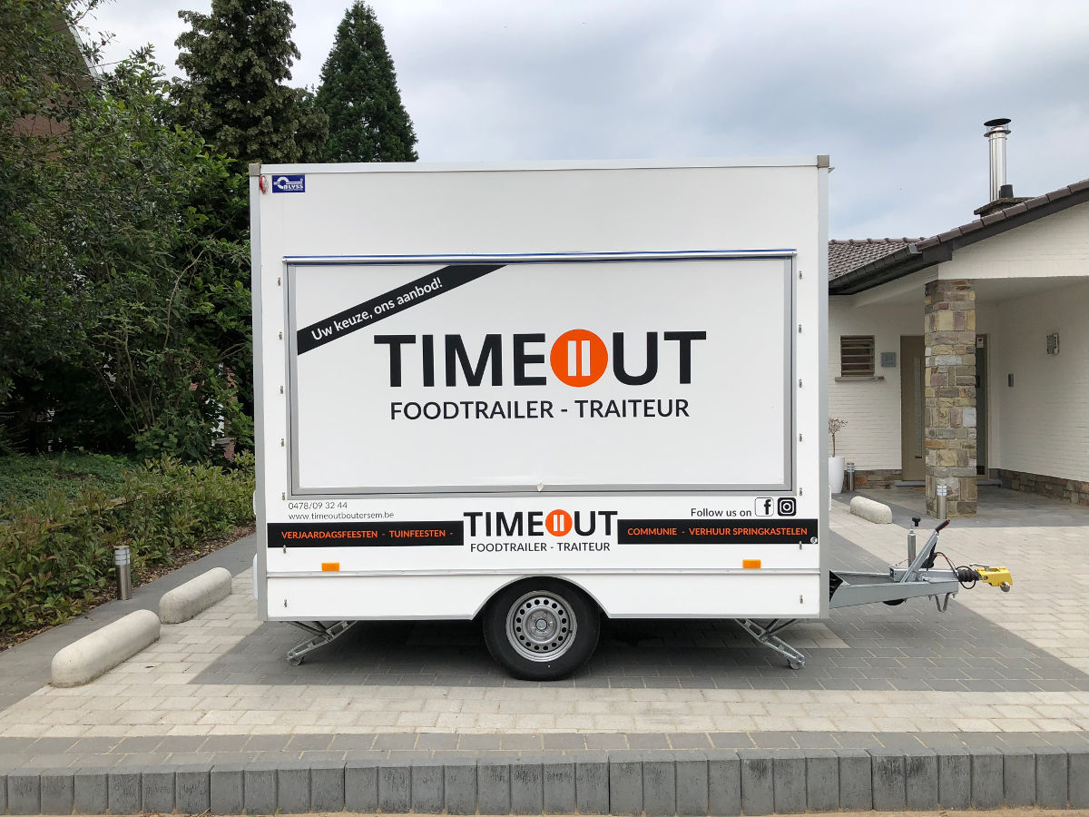 foodtruck Time Out