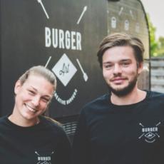 BurgerArt: artisanale gourmet burger foodtruck