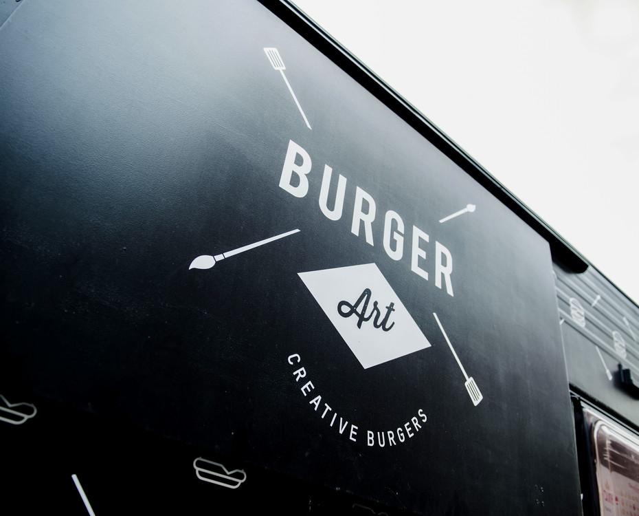 BurgerArt: artisanale gourmet burger foodtruck 4