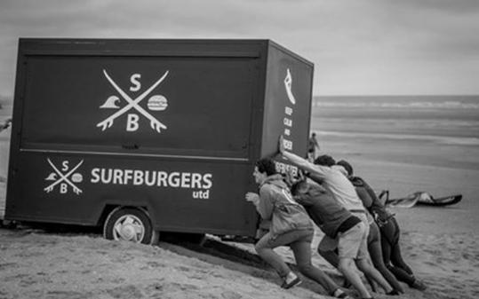 Surfburger foodtruck